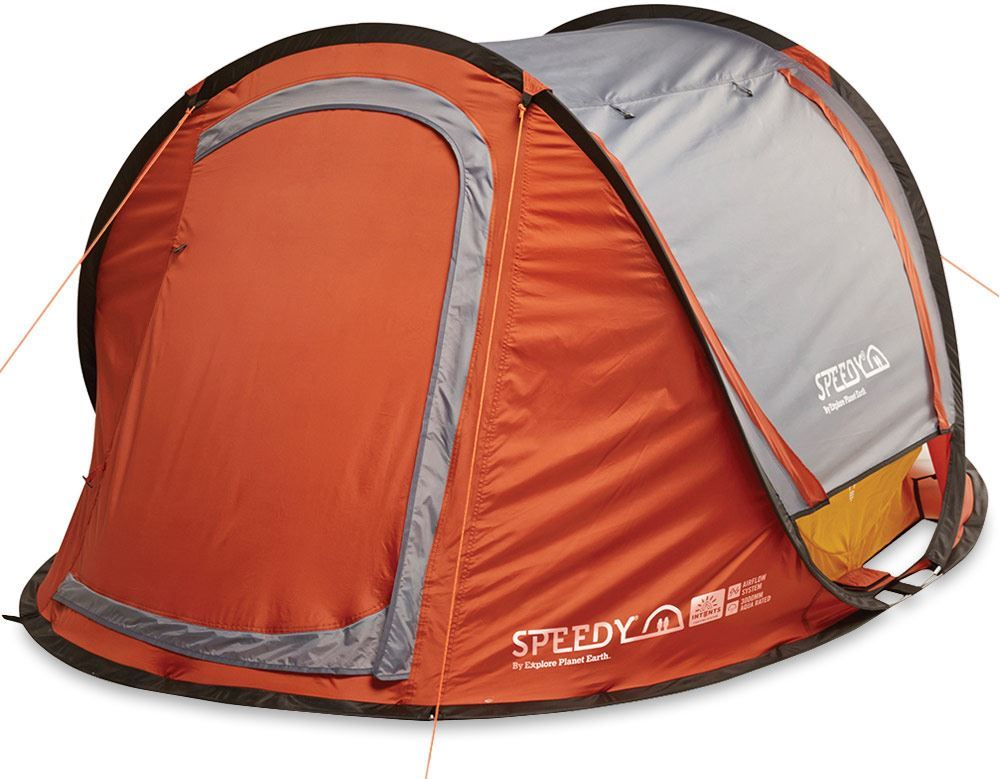 Explore Planet Earth Speedy 2 Pop Up Tent