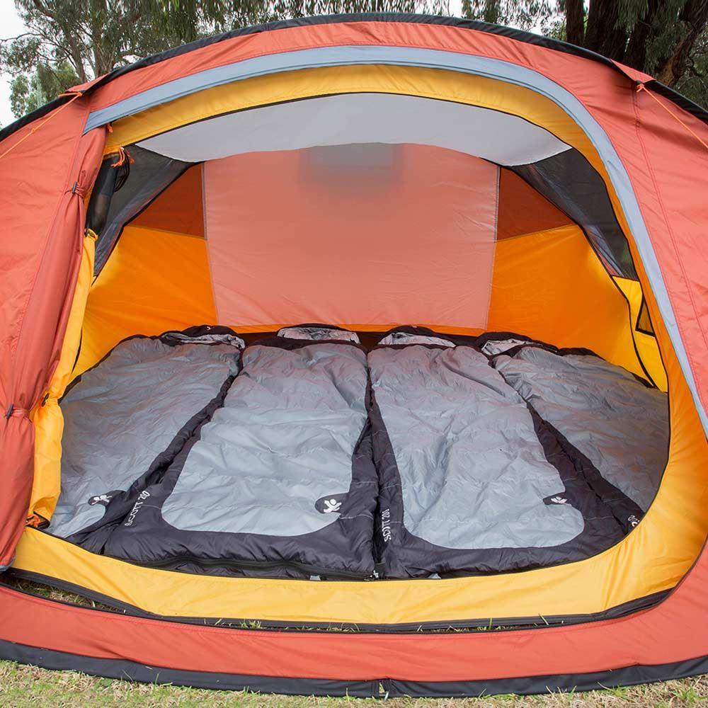 Explore Planet Earth Speedy 4 Pop Up Tent