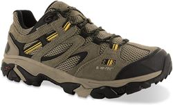 Hi-Tec Ravus Vent Low WP Men's Shoe Taupe Stone Core Gold