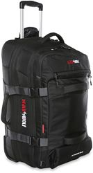 Black Wolf Skyrunner Wheeled Travel Pack 80 + 20 Black