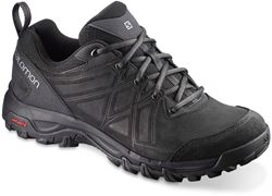 Salomon Evasion 2 LTR Men's Shoe Black Black Quiet Shade