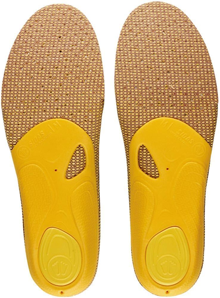 Sidas 3 Feet Outdoor Insole High - View of sole