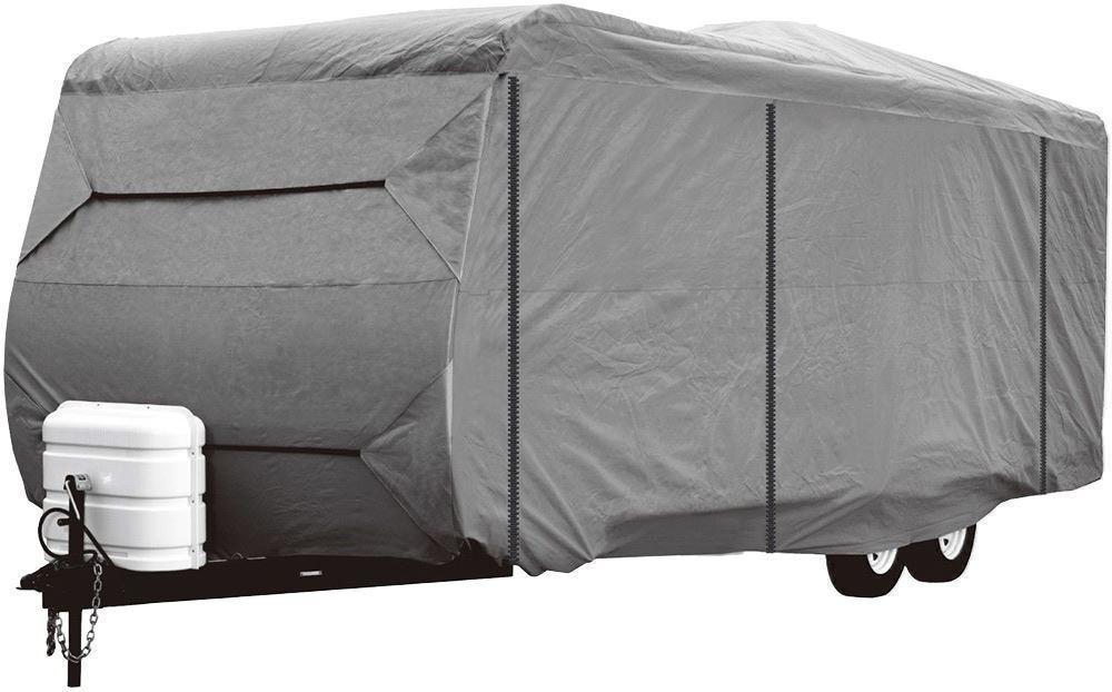 Premier Platinum Caravan Cover