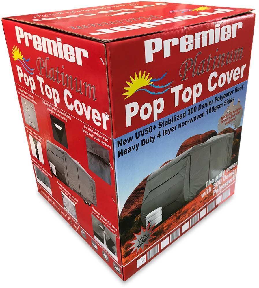 Picture of Premier Platinum Pop Top Caravan Cover