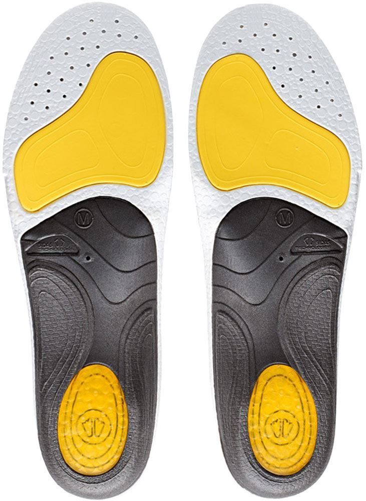 Sidas 3 Feet Activ Insole High - Bottom of sole