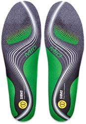 Sidas 3 Feet Activ Insole Mid - Top of sole