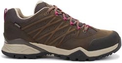 TNF Hedgehog Hike II GTX Wmn's Shoe Bone Brown Wild Aster Purple