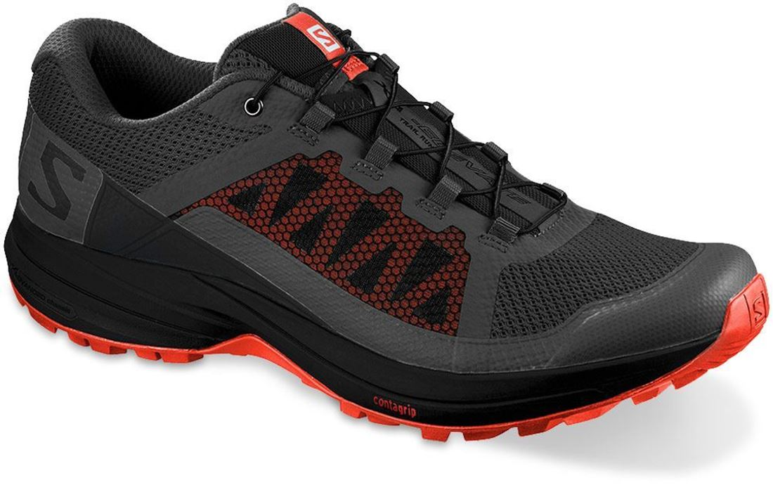 Salomon XA Elevate Men's Shoe Magnet Black Cherry Tomato