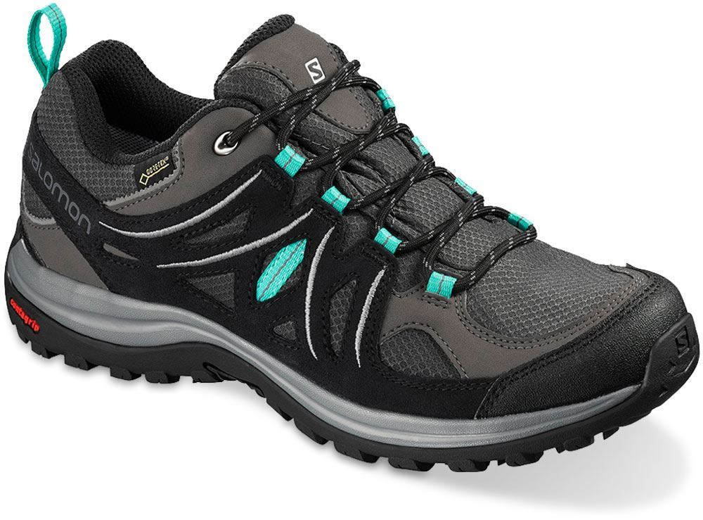 Salomon Ellipse 2 GTX Wmn's Shoe Magnet Black Atlantis