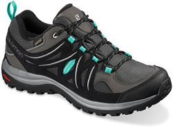 Salomon Ellipse 2 GTX Wmn's Shoe Magnet Black Atlantis