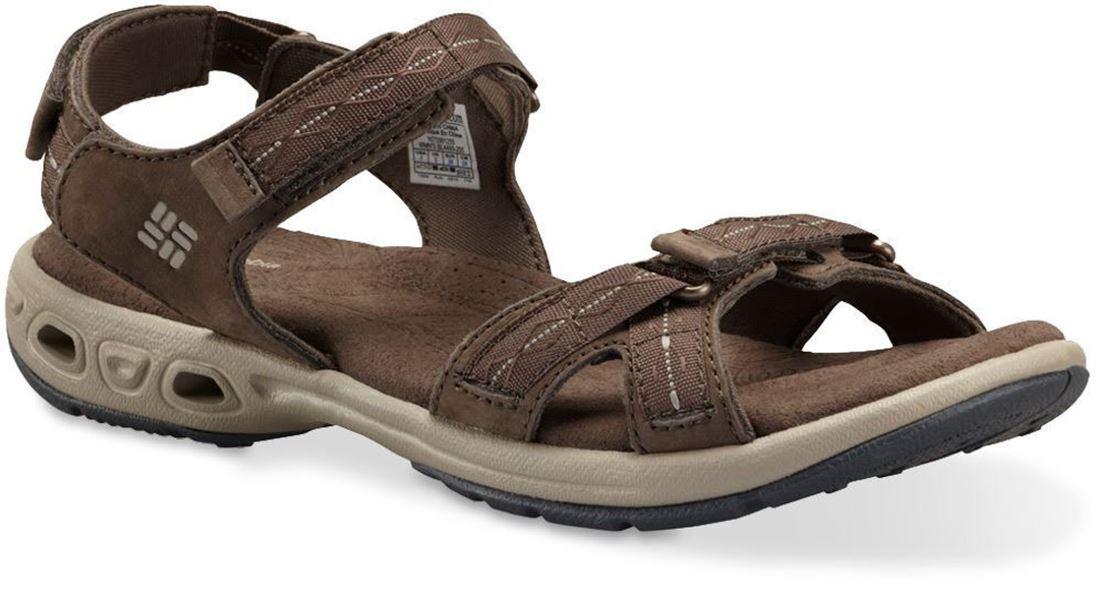 Columbia Kyra Vent II Wmn's Sandal Mud Silver Sage