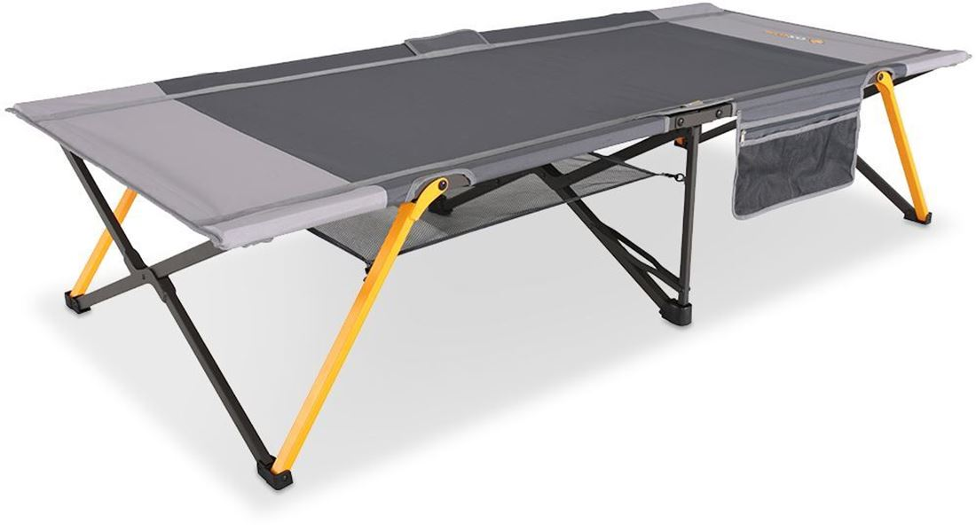 OZtrail Easy Fold Stretcher Single