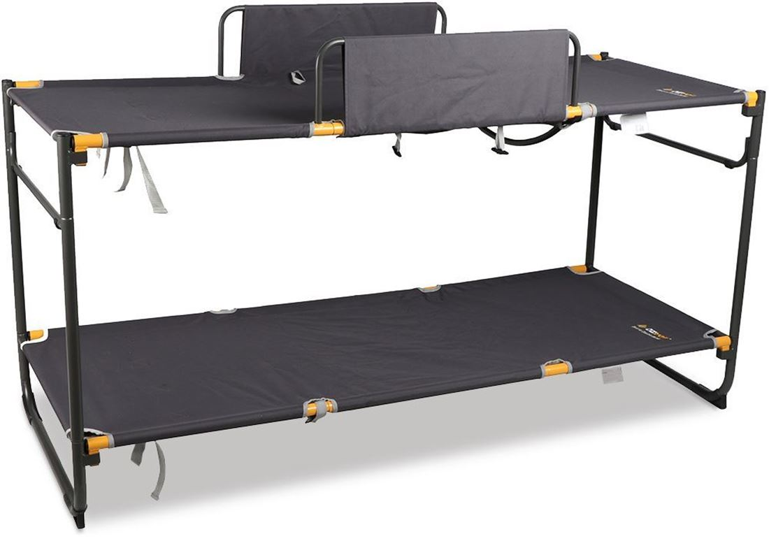 Picture of: Oztrail Deluxe Double Bunk Bed Free Delivery Snowys Outdoors