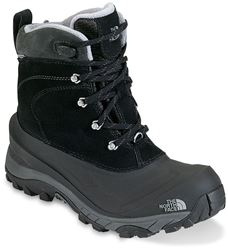 The North Face Chilkat III Men's Boot Black Dark Gull Grey