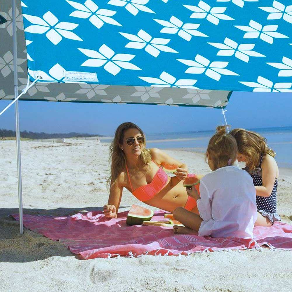 Picture of Hollie & Harrie Sombrilla Beach Shade Afternoon Delight
