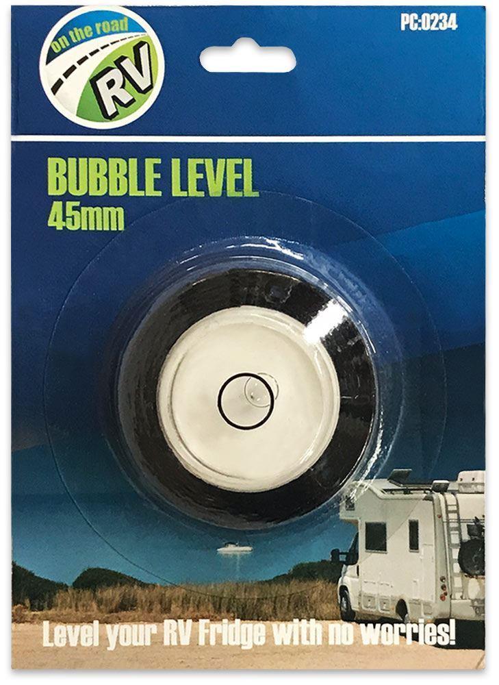 Australian RV Caravan Bubble Level