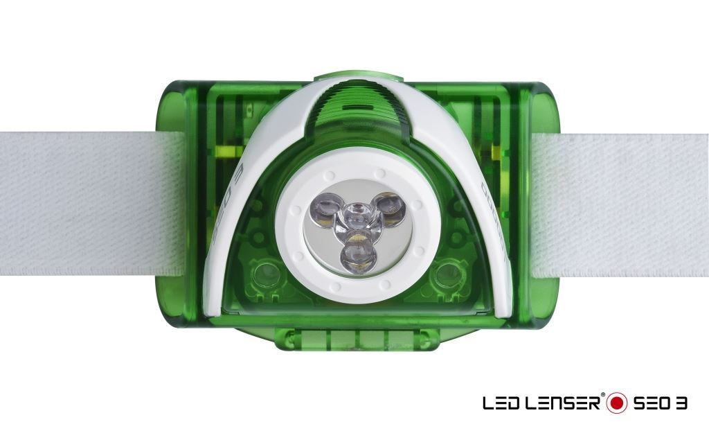 Picture of Ledlenser SEO 3 Headlamp