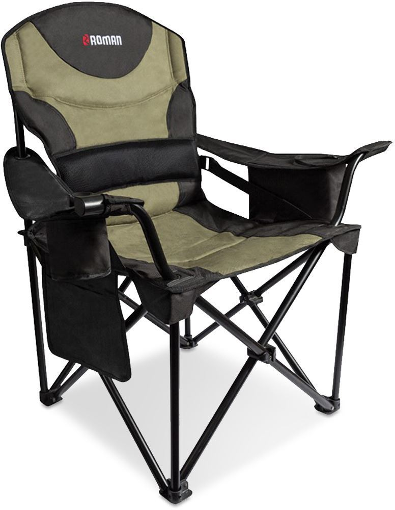 Roman Lumbar Support R20 Chair
