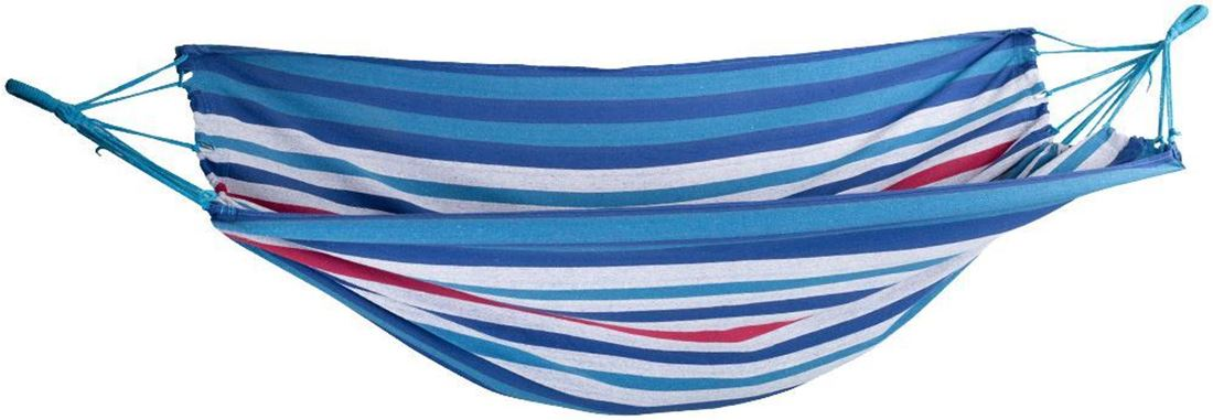 Oztrail Anywhere Hammock Double Blue Stripe