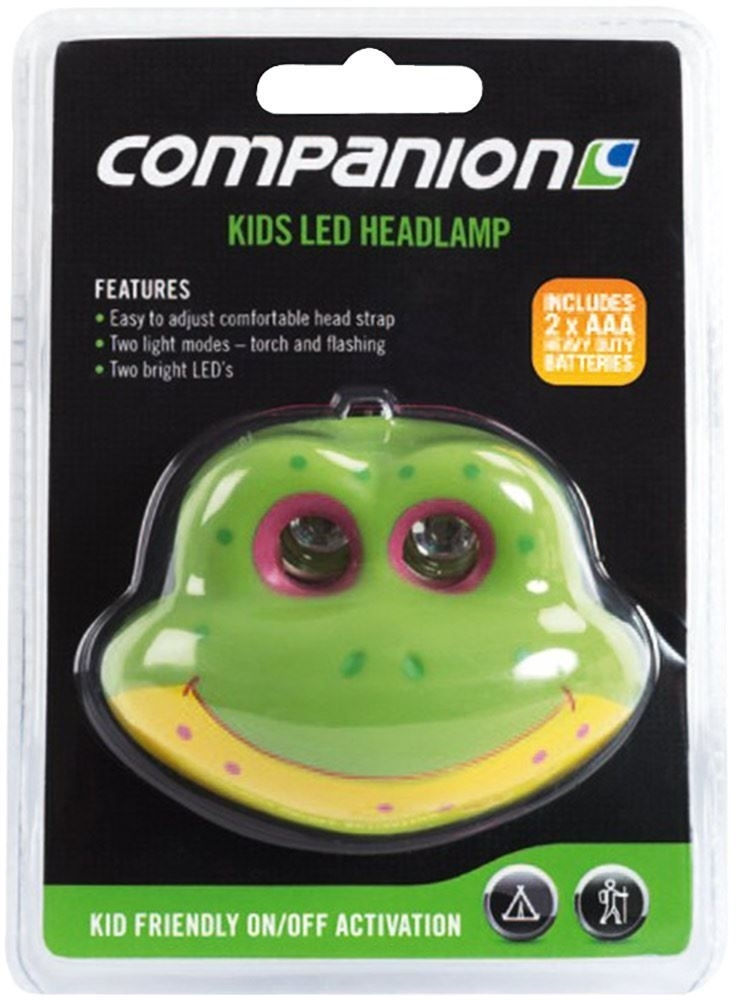 Picture of Companion Kids LED Headlamp Asst.