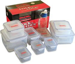 Engel Tourer Lock N Lock Food Storage Kit 10 Pcs