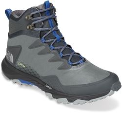 TNF Ultra Fastpack III Mid GTX Men's Boot Dark Shadow Grey Turkish Sea