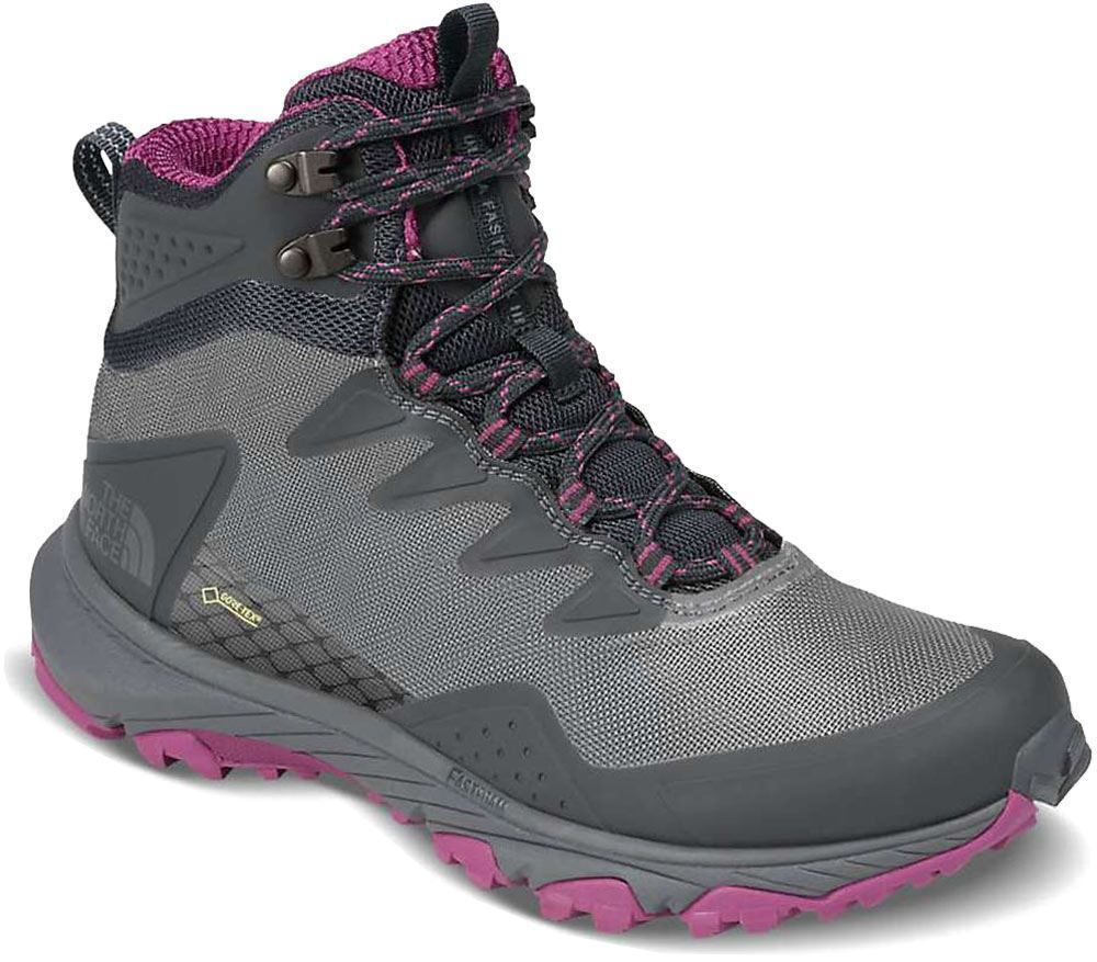 TNF Ultra Fastpack III Mid GTX Wmn's Boot Dark Shadow Grey Wild Aster Purple