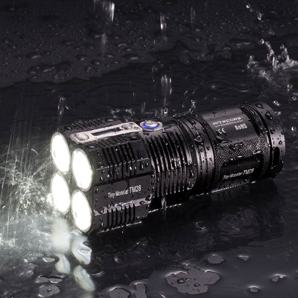 Picture of Nitecore TM28 Flashlight