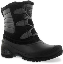 TNF Shellista II Shorty Wmn's Boot Black Smoked Pearl Grey