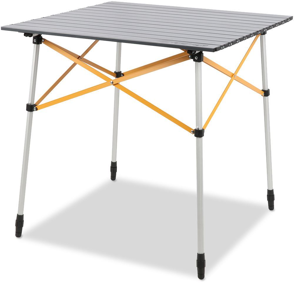OZtrail Slat Table with Adjustable Legs