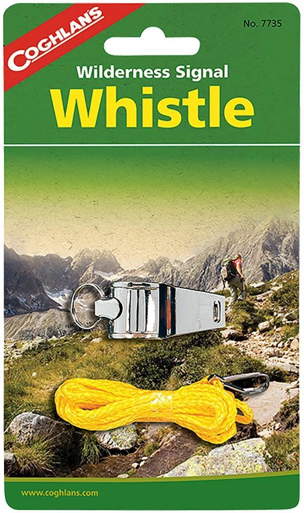 Picture of Coghlans Wilderness Signal Whistle
