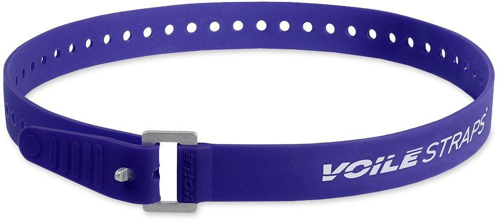 """Voile 32""""/ 81.3cm XL Strap Aluminum Buckle Blue"""