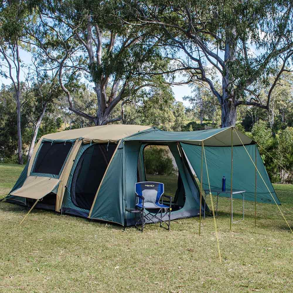 Picture of Outdoor Connection Bedarra Family 2 Room Dome Tent