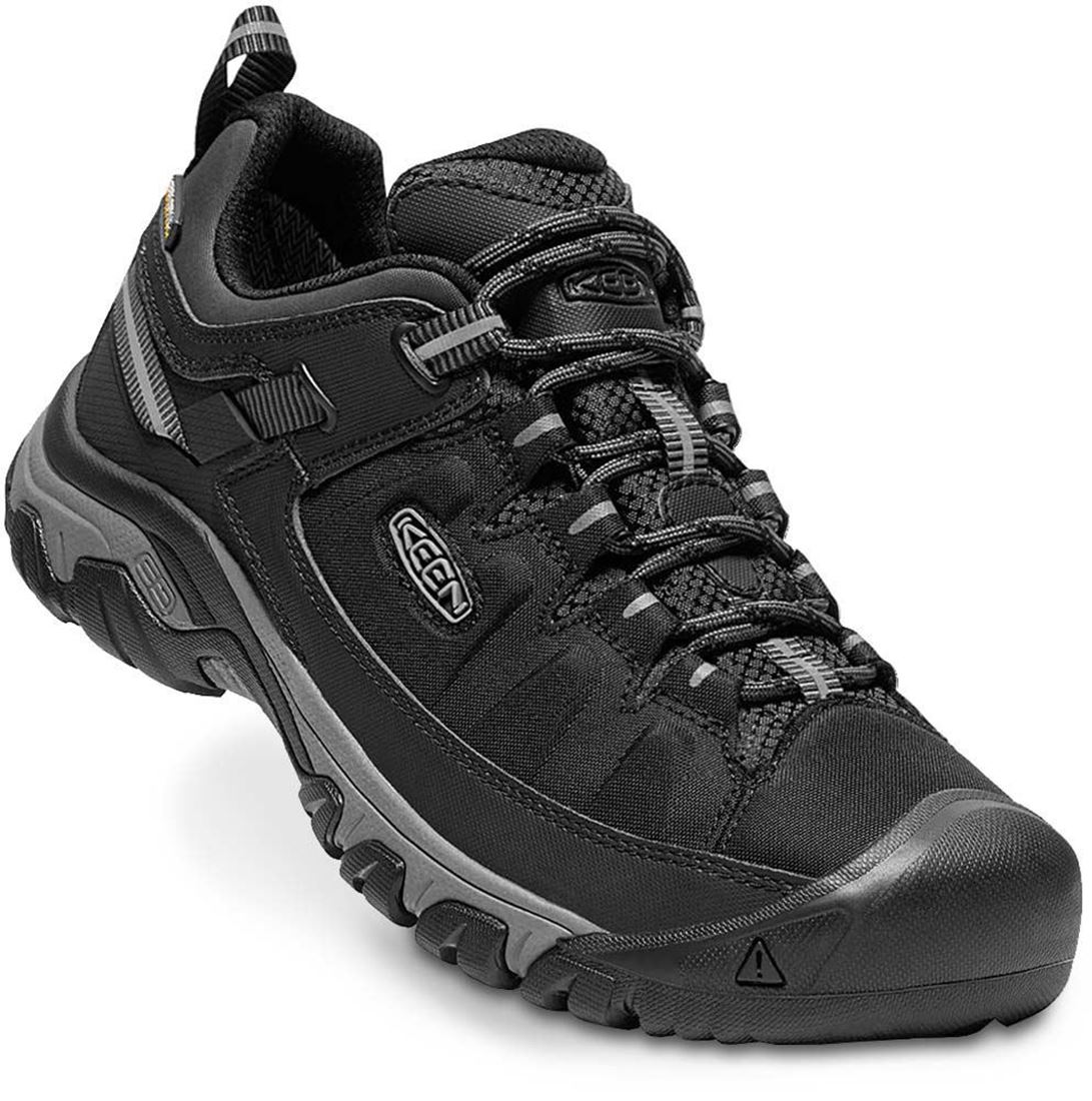 Keen Targhee EXP WP Men's Shoe Black Steel Grey