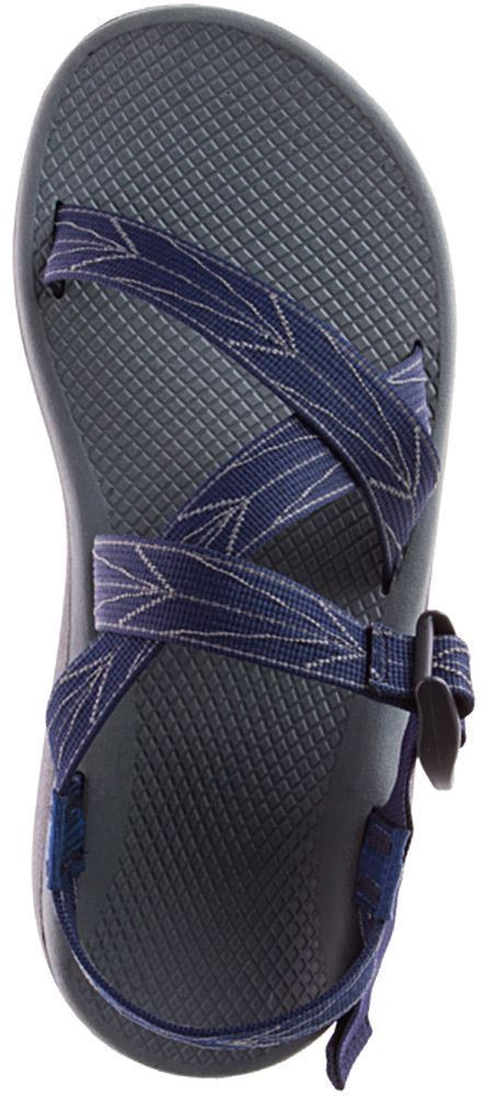 Chaco Z/Cloud Men's Wide Sandal Aero Blue - Front