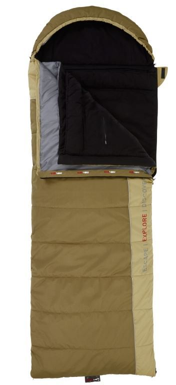 Picture of Black Wolf Tuff All Season Sleeping Bag (+5⁰C/-5⁰C)