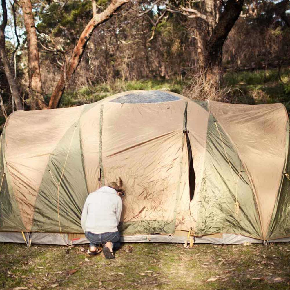 Coleman Chalet 9 CV Family Dome Tent