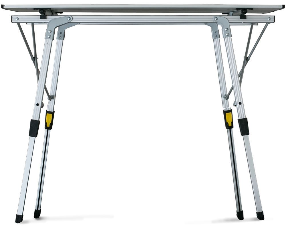 Zempire Slatpack Camp Table Side Extended Legs