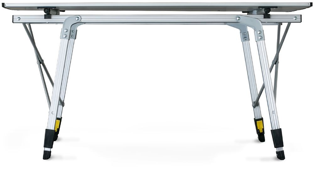 Zempire Slatpack Camp Table Side Shortened Legs