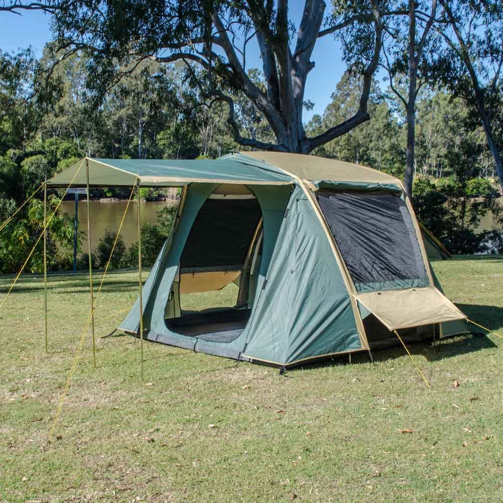 Picture of Outdoor Connection Weekender Cabin Dome Tent