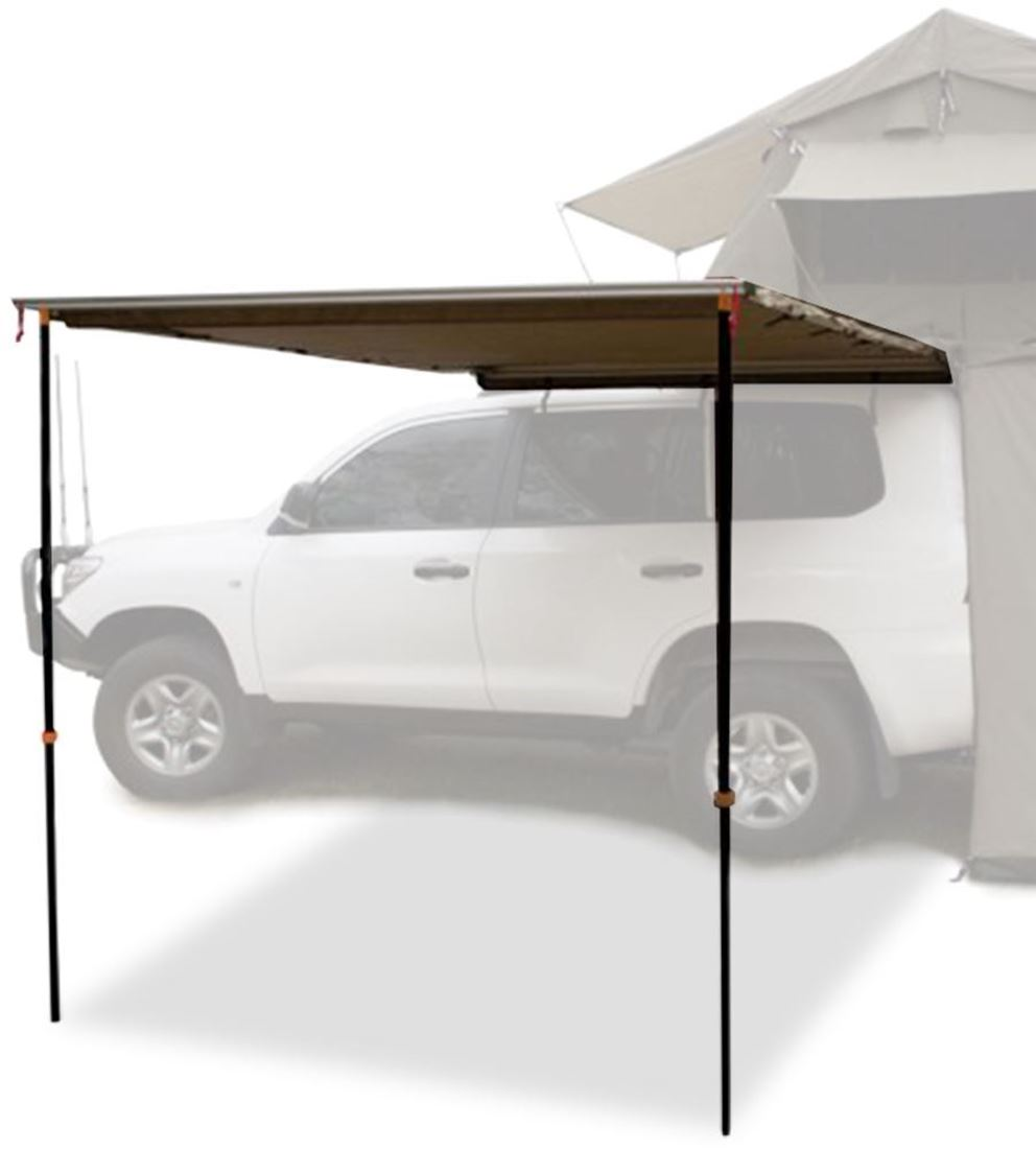 Darche Eclipse 4WD Side Awning 2.5m