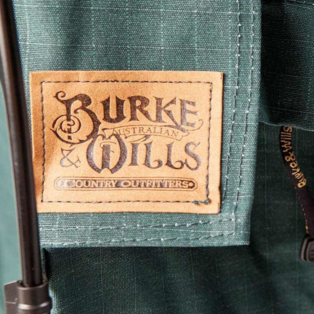 Burke & Wills Redgum Double Swag