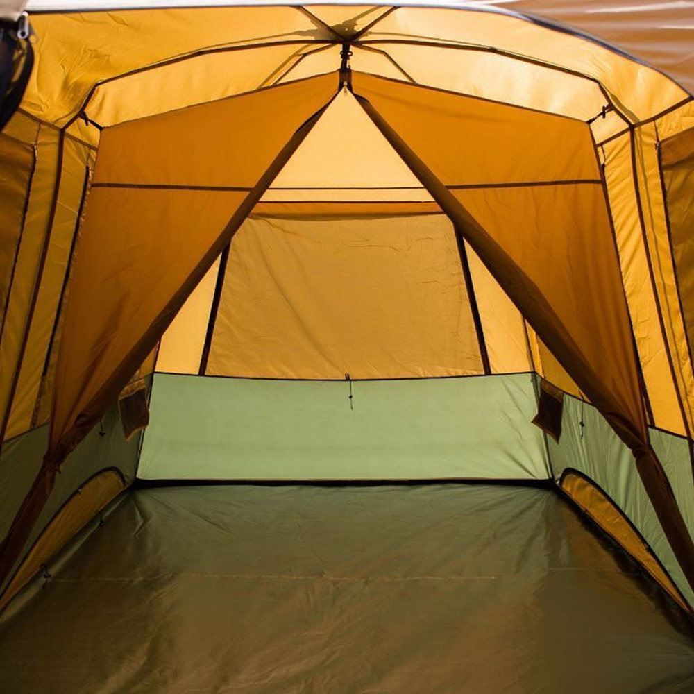 Coleman Instant Up Gold 8 Person Tent Inside
