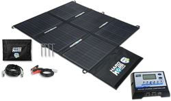 Korr 160W Light Weight Portable Solar Blanket With Crocskin Cell Armour