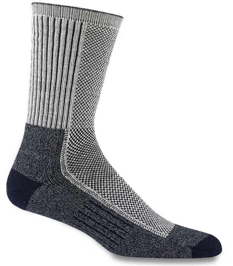 Wigwam Cool Lite Hiker Pro Crew Sock Large Navy