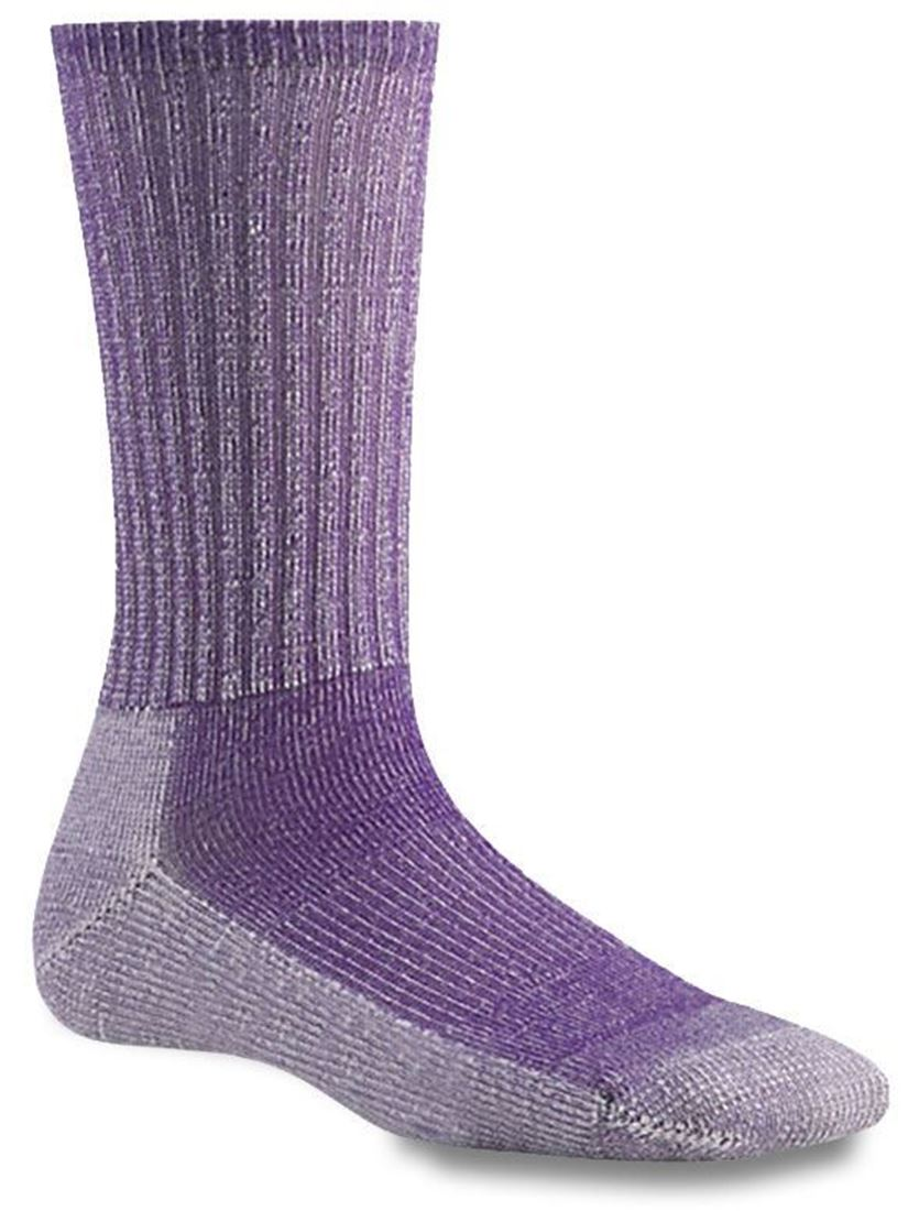Smartwool Hike Light Wmn's Crew Sock Grape