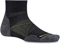 Smartwool Phd Outdoor Light Mini Sock Black