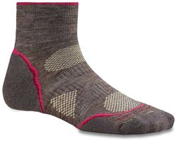 Smartwool Phd Outdoor Light Mini Wmn's Sock Taupe