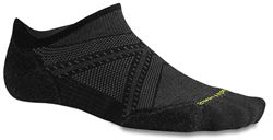 Smartwool Phd Run Light Elite Micro Sock Black