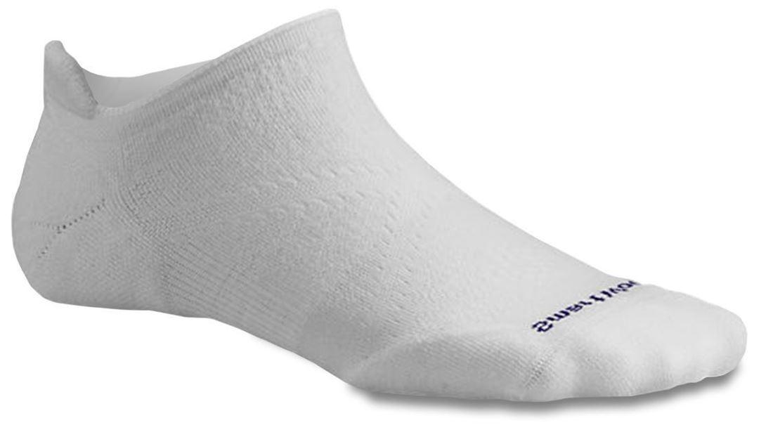Smartwool Phd Run Light Elite Micro Wmn's Sock White
